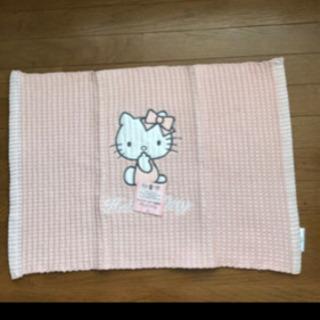 【新品】Hello  Kitty 玄関マット