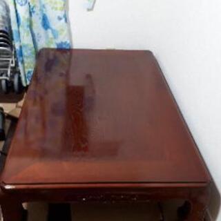 職人さんが作った、テーブル(既製品ではありません)