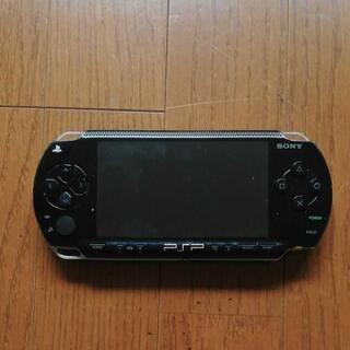 PSPとカセット類です