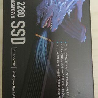 【ネット決済・配送可】M.2 SSD Gen3 512GB未使用...