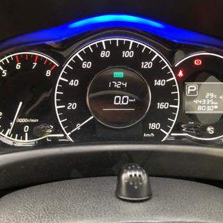 【車検通し立て】日産NOTE DBA-E12 HR12 - 日産