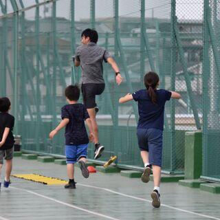 元陸上800m日本トップ選手が教える走り方教室!お子様の足を速く...