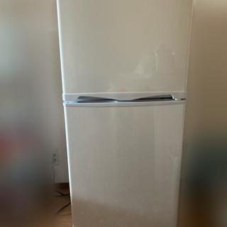 冷蔵庫 2ドア ノンフロン
