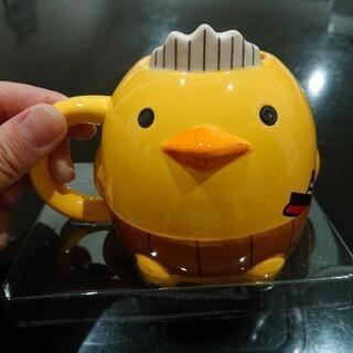 バリィさんマグカップ新品未使用