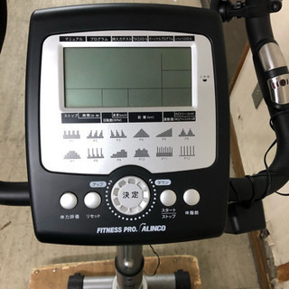 ALINCO アルインコ プログラムバイク AFB6010 - 八潮市