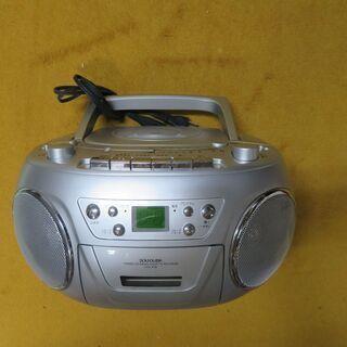 小泉成器 CDラジカセ SAD-4780