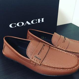 coach 革靴