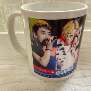 BIGBANGのマグカップ