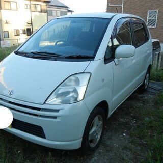 スズキ MRワゴン 白 コミコミ価格¥30,000円 格安期間限定