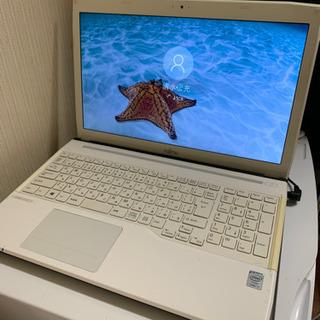 富士通 ノートPC windows10 マイクロソフトoffice付