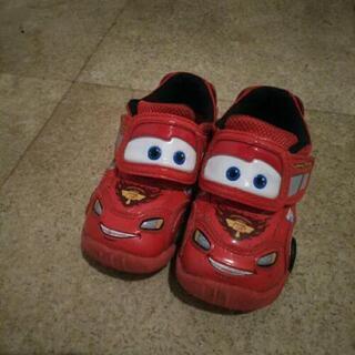 子供用靴 カーズ 14㎝