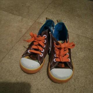 VANS子供用靴 15㎝