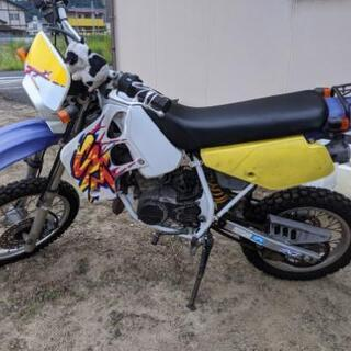 ホンダCRM50改 62.90cc