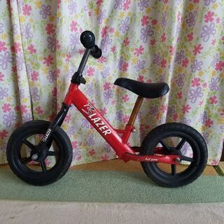 キックバイク(ペダルなし自転車)