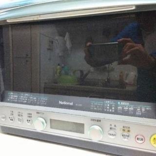 【取引確定】9/24・25受取限定スチームオーブンレンジ