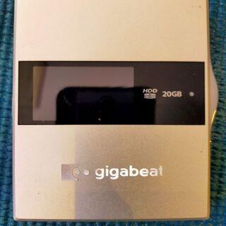 Toshiba gigabeat MEG200J500 Sony...