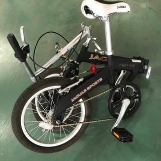 【売約済み!】ジャガー非売品 折りたたみ自転車 - 売ります・あげます