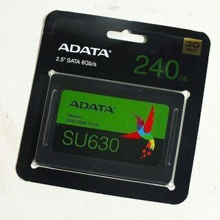 【苫小牧バナナ】新品未開封 ADATA Ultimate SU6...