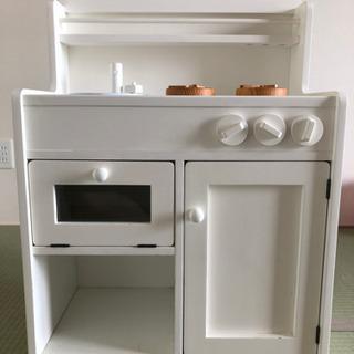 モモナチュラル MOMO natural おままごとキッチン