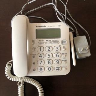 PANASONIC VE-GD21-W 電話