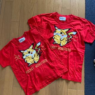 子供用 ポケモン Tシャツ 2枚セット
