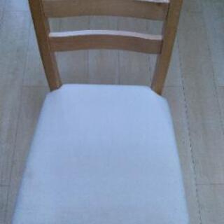 IKEA椅子 2脚