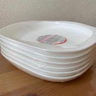 【新品未使用】白いお皿