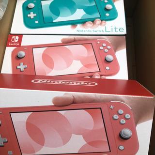 【ネット決済】Nintendo Switch Lite 色選べます