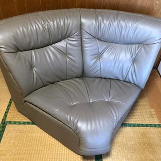 1人掛けソファー 三角型デザイン  価格4000円