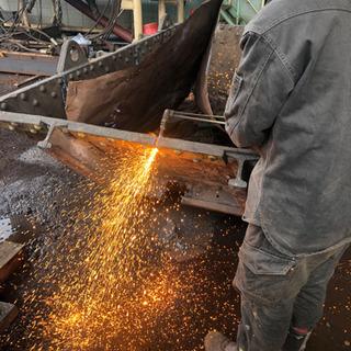※鍛冶工の経験者募集です。未経験者可能