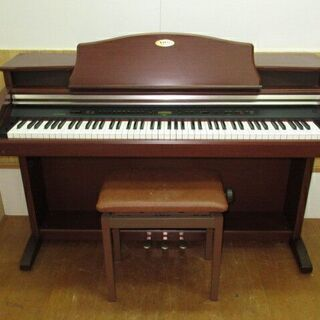 【ネット決済・配送可】rz0443 カワイ 電子ピアノ PW10...