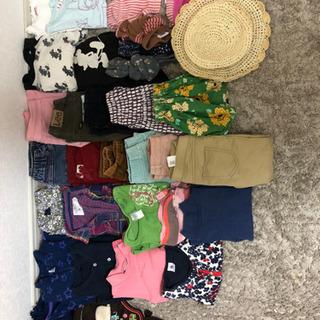 女子 子供服(主に冬服)86から104 (2歳から4歳くらい)