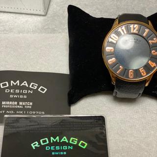 腕時計 ROMAGO