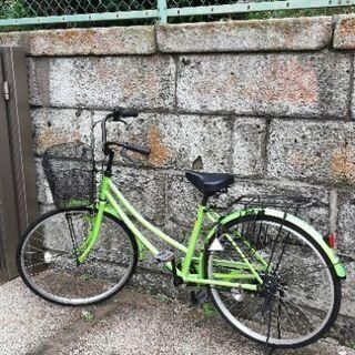 ★美品★2015年頃イオンにて購入した自転車