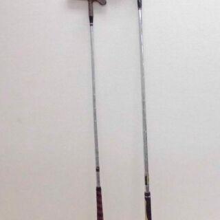 JM8325)ゴルフクラブ2本 AW,PT maruman Co...