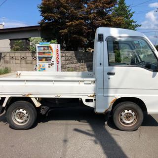 スバルサンバートラック4WD