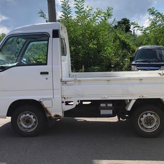 スバルサンバートラック4WD - スバル