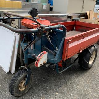 ウインブルヤマグチ 運搬車 YM-540 3輪 250kg…