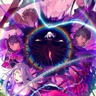 9月19日(土)Fateの映画無料鑑賞チケットを差し上げます ①