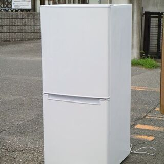 ニトリ 2019年製 2ドア 冷蔵庫 右開き グラシア106 1...