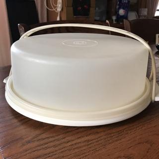 手作り派必見ケーキ用タッパーウェア