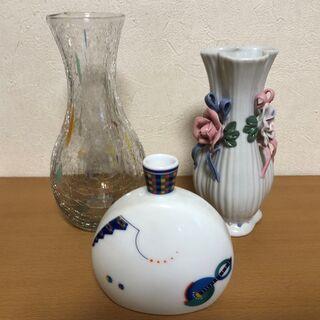 ★ミニ花瓶 3点セット 美品