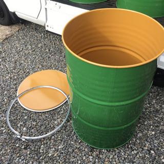 オープン型ドラム缶(熊本県八代市)①