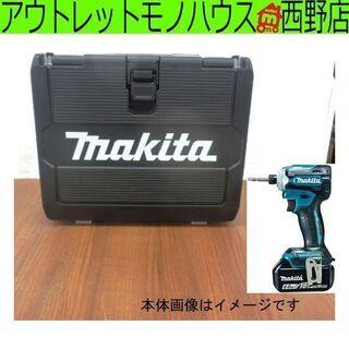 充電式インパクトドライバー 未使用品 マキタ makita TD...