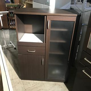 JF00865 食器棚 レンジボード