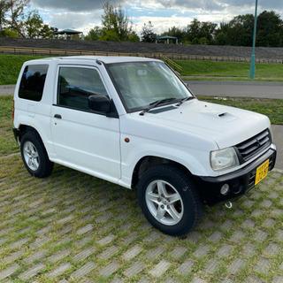 【車検11ヶ月】平成12年パジェロミニ  4AT 4WD