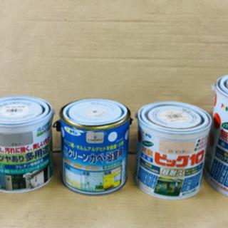 アサヒペン◇水性塗料 木部・鉄部・コンクリート壁・モルタル壁の塗装に