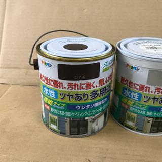 アサヒペン◇水性塗料 木部・鉄部・コンクリート壁・モルタル壁の塗装に - その他