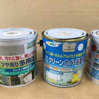 アサヒペン◇水性塗料 木部・鉄部・コンクリート壁・モルタル壁の塗装に - 売ります・あげます