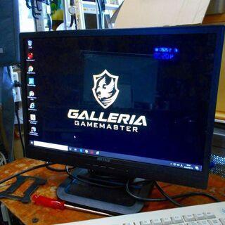 Core i7 ゲーミングPC GALLERIA